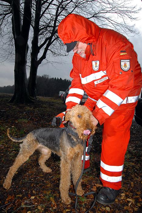 Rettungshundestaffel Weser - Ems